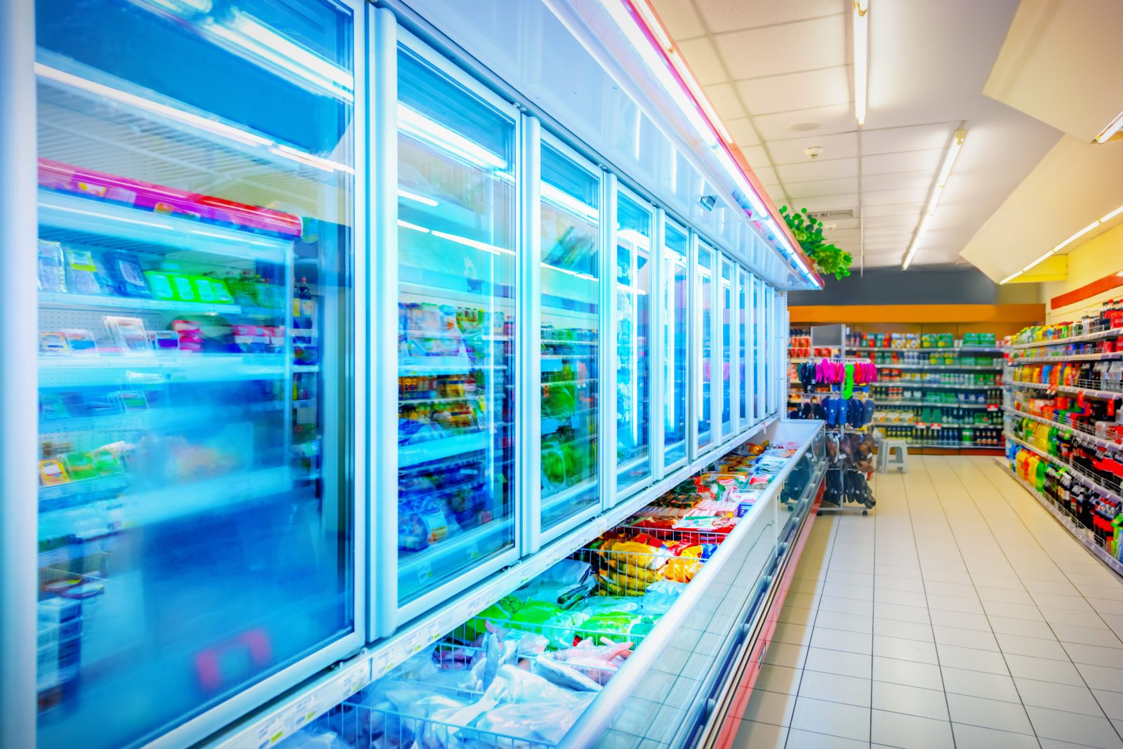 Energy Efficiency Measures for Supermarkets