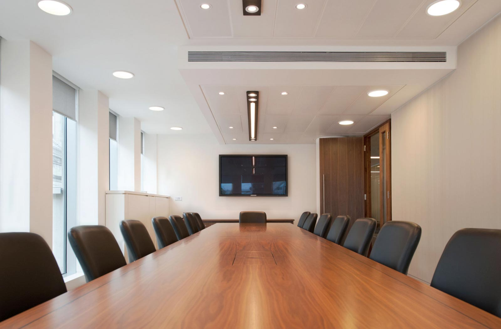 Workplace Conference Room Lighting